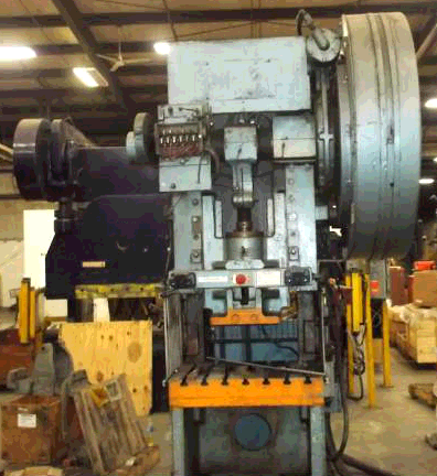 60 ton Flex-o-press