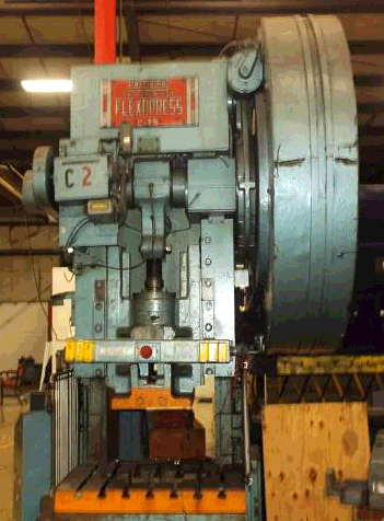 75 ton Flex-o-press